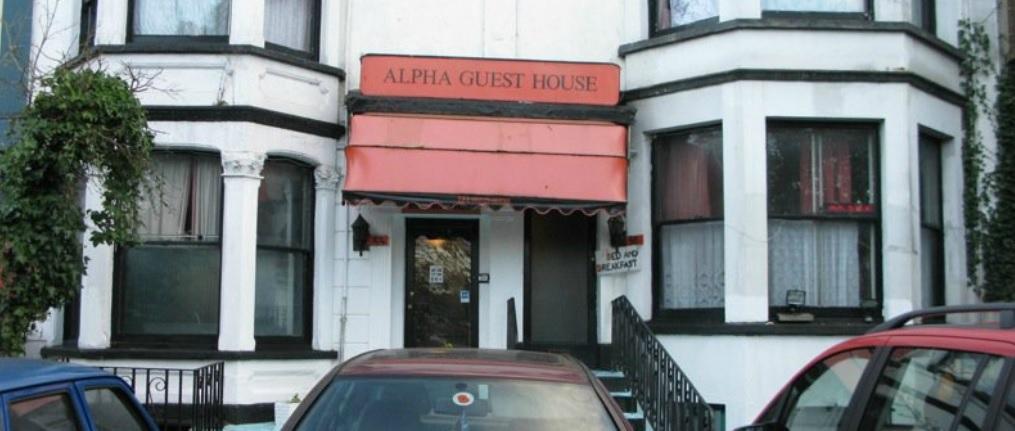 Alpha Guest House