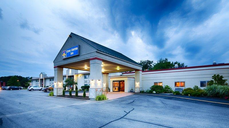 BEST WESTERN PLUS Augusta Civic Center Inn