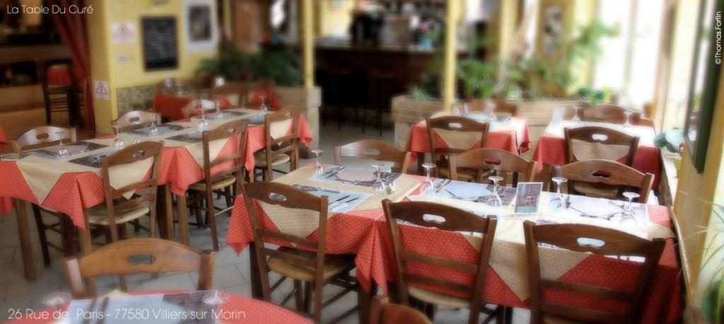 La Table Du Cure Villiers Sur Morin Restaurant Reviews Phone Number Photos Tripadvisor