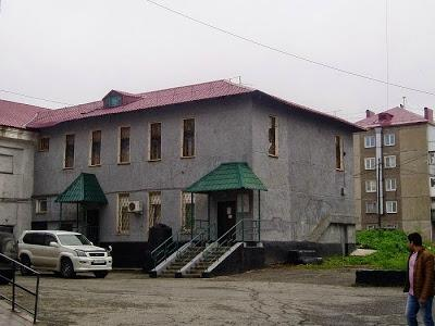 ‪Museum of History of the Sakhalin Railroad‬