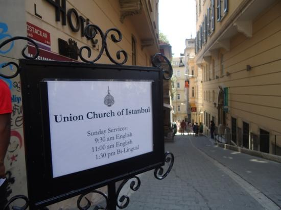 ‪Union Church of Istanbul‬