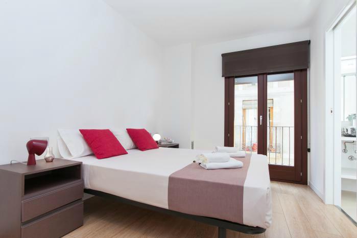 Lodging Apartments Ramblas Boqueria Market