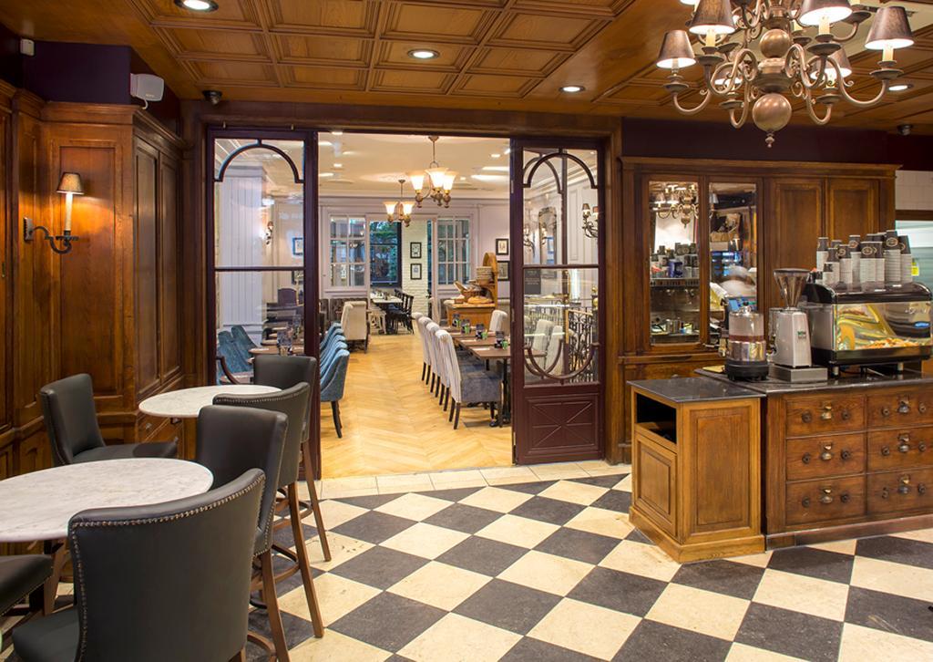 Le restaurant de paul covent garden london covent for Cafe de jardin in covent garden