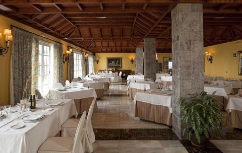 Restaurante Tamizia Del Parador De La Palma