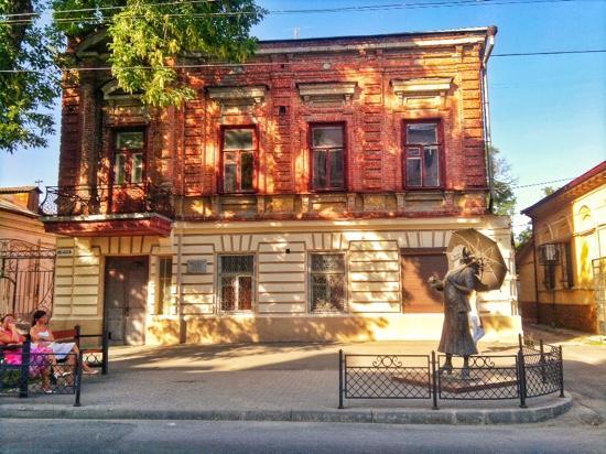 Дом Ф.Г. Раневской
