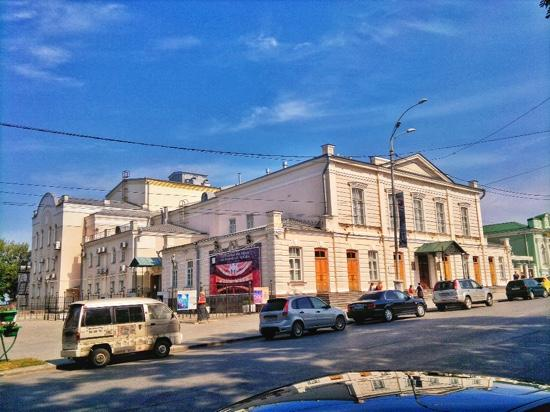 The Taganrog Drama Theater Named After Anton Chekhov