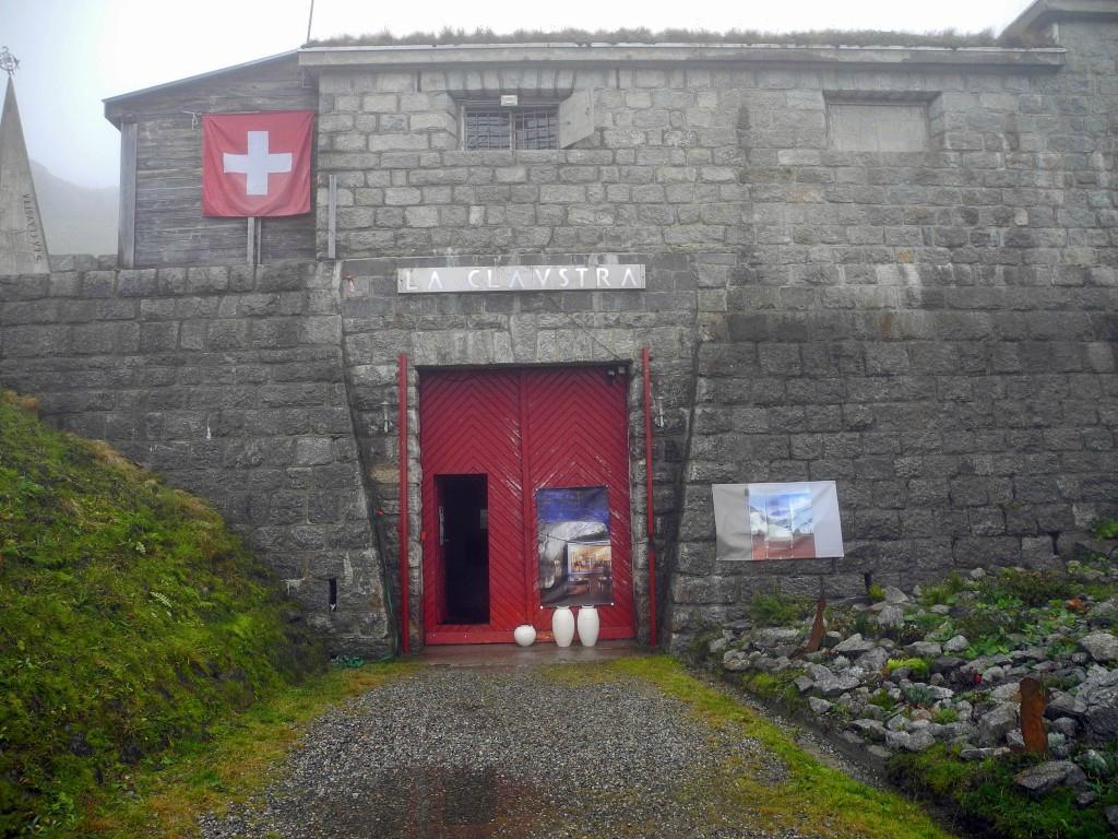 Felsenhotel La Claustra