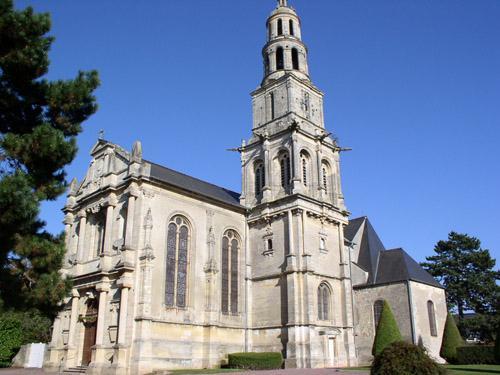 Eglise Saint-Patrice de Bayeux
