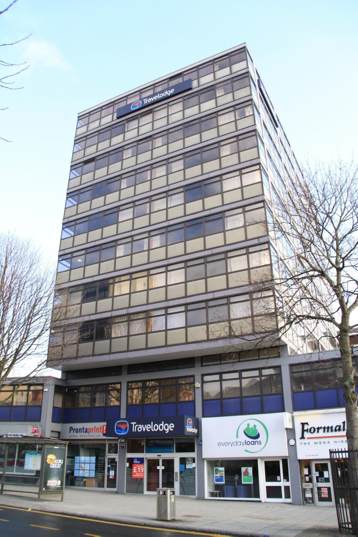 Travelodge Nottingham Central