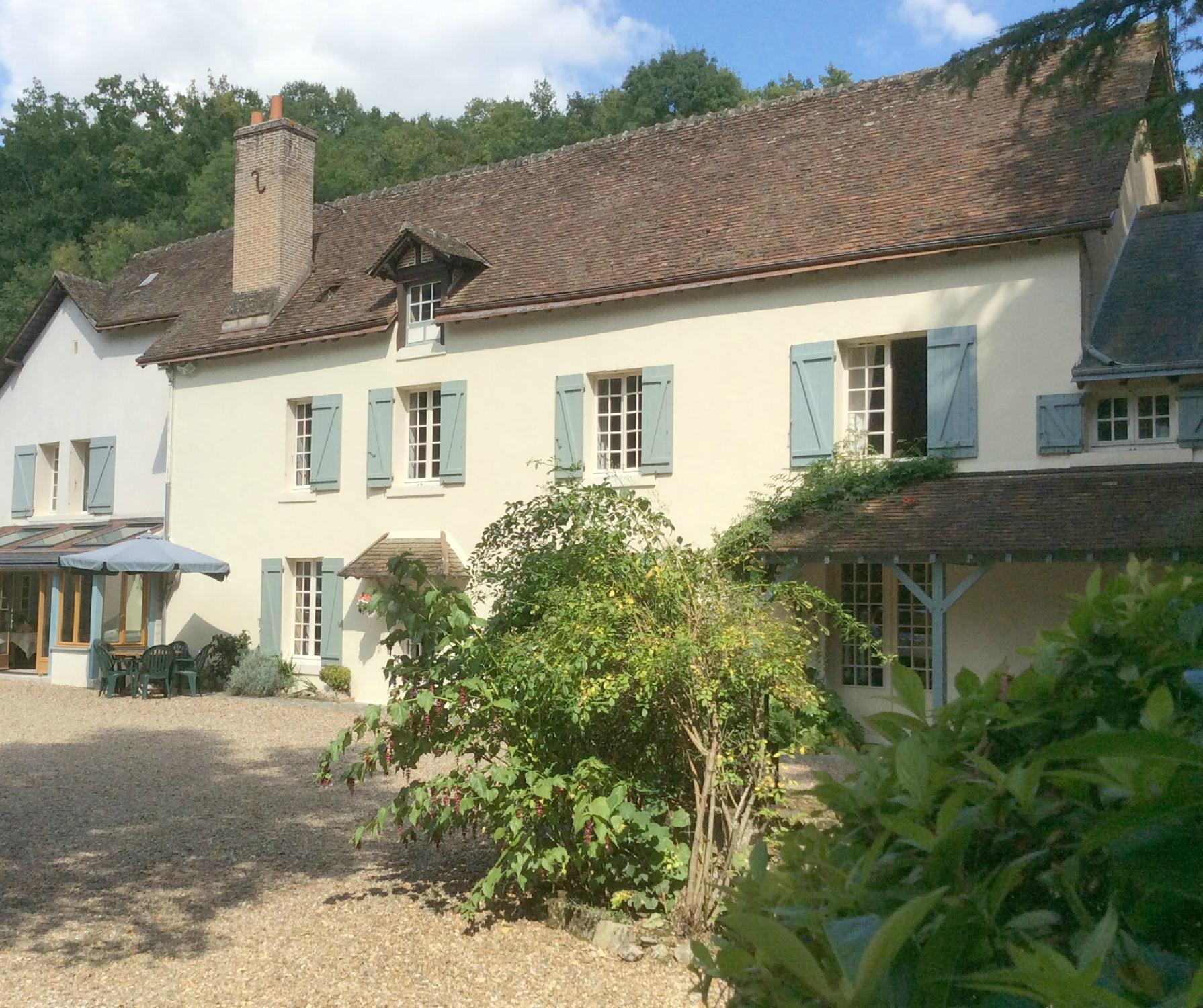 Le Moulin des Charmes