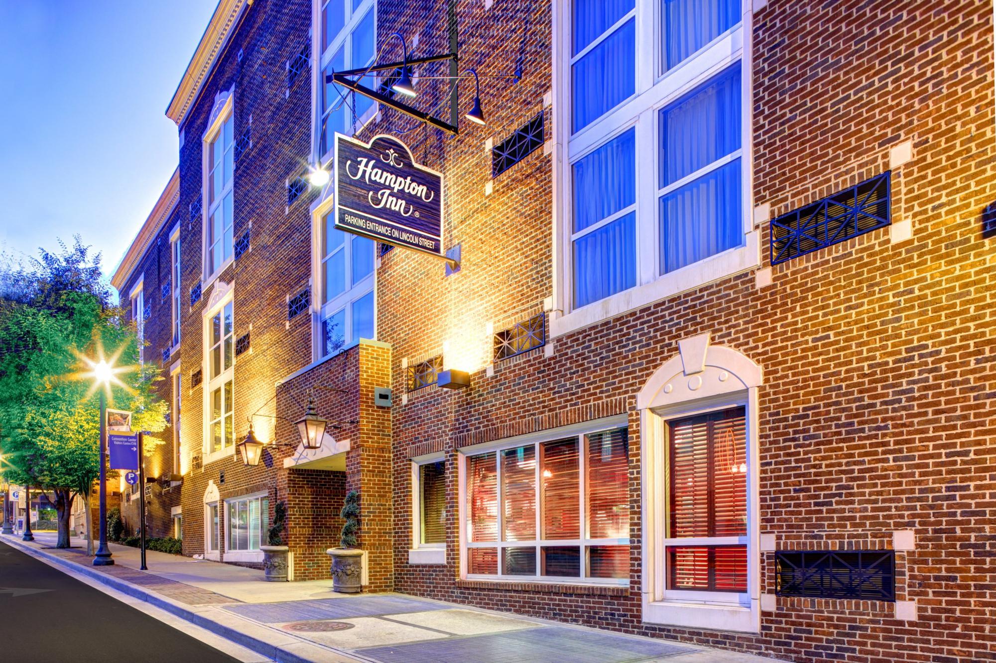 Hampton Inn Columbia - Downtown Historic District