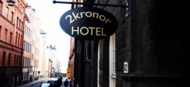 2Kronor Hotel City