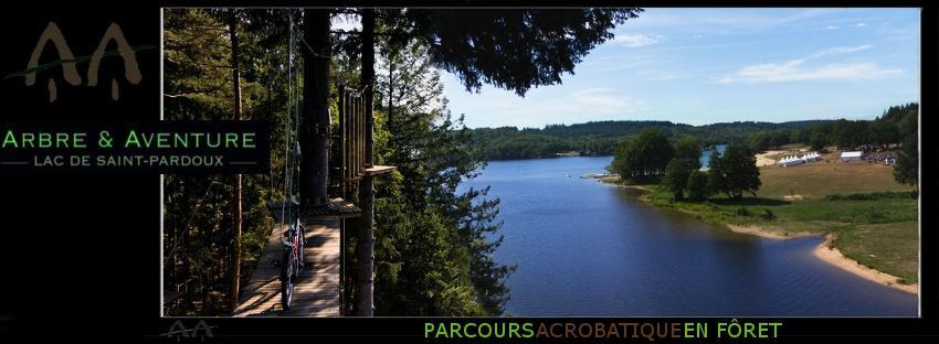 Arbre et Aventure Lac Saint Pardoux