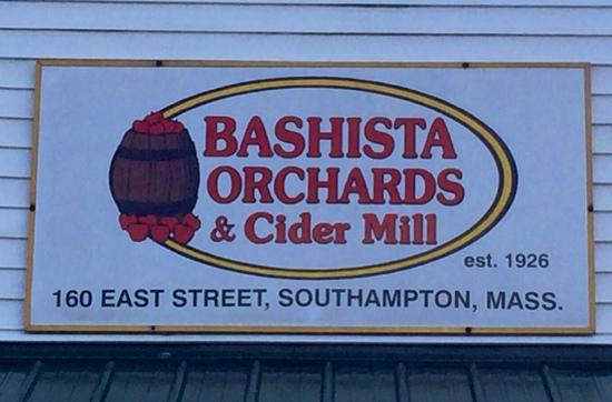 Bashista Orchards and Cider Mill