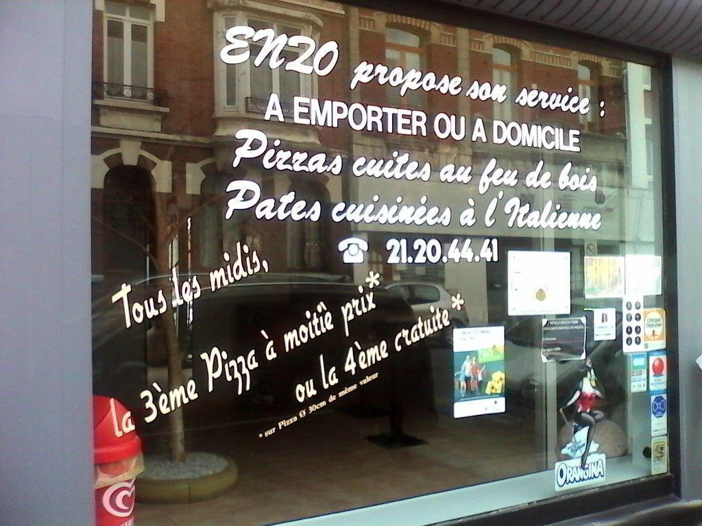 Restaurant enzo dans henin beaumont avec cuisine italienne for Cuisine plus henin beaumont