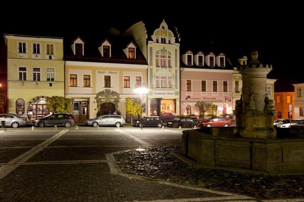 Hotel Morris Ceska Lipa