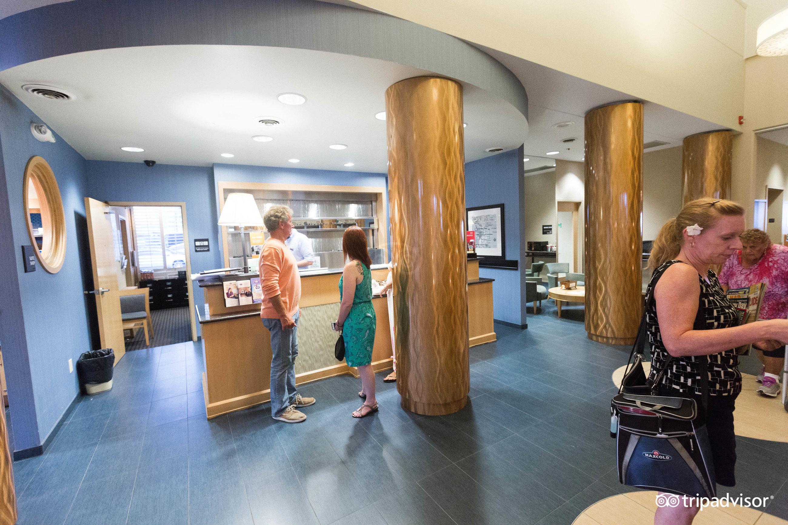 hampton inn virginia beach oceanfront north va 2017 hotel review