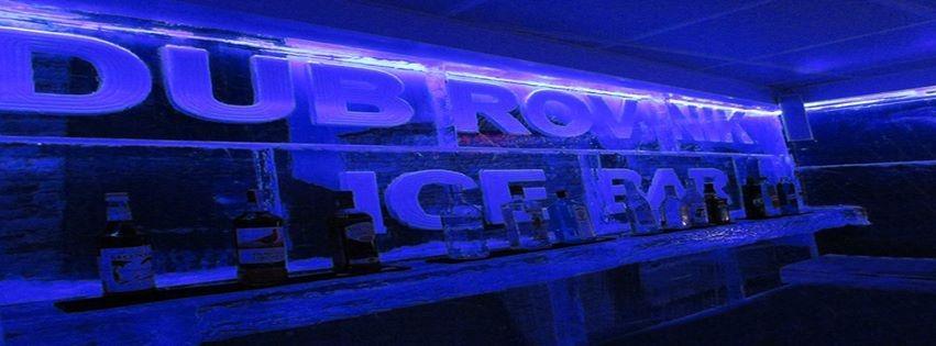 Onofrio Ice Bar Dubrovnik