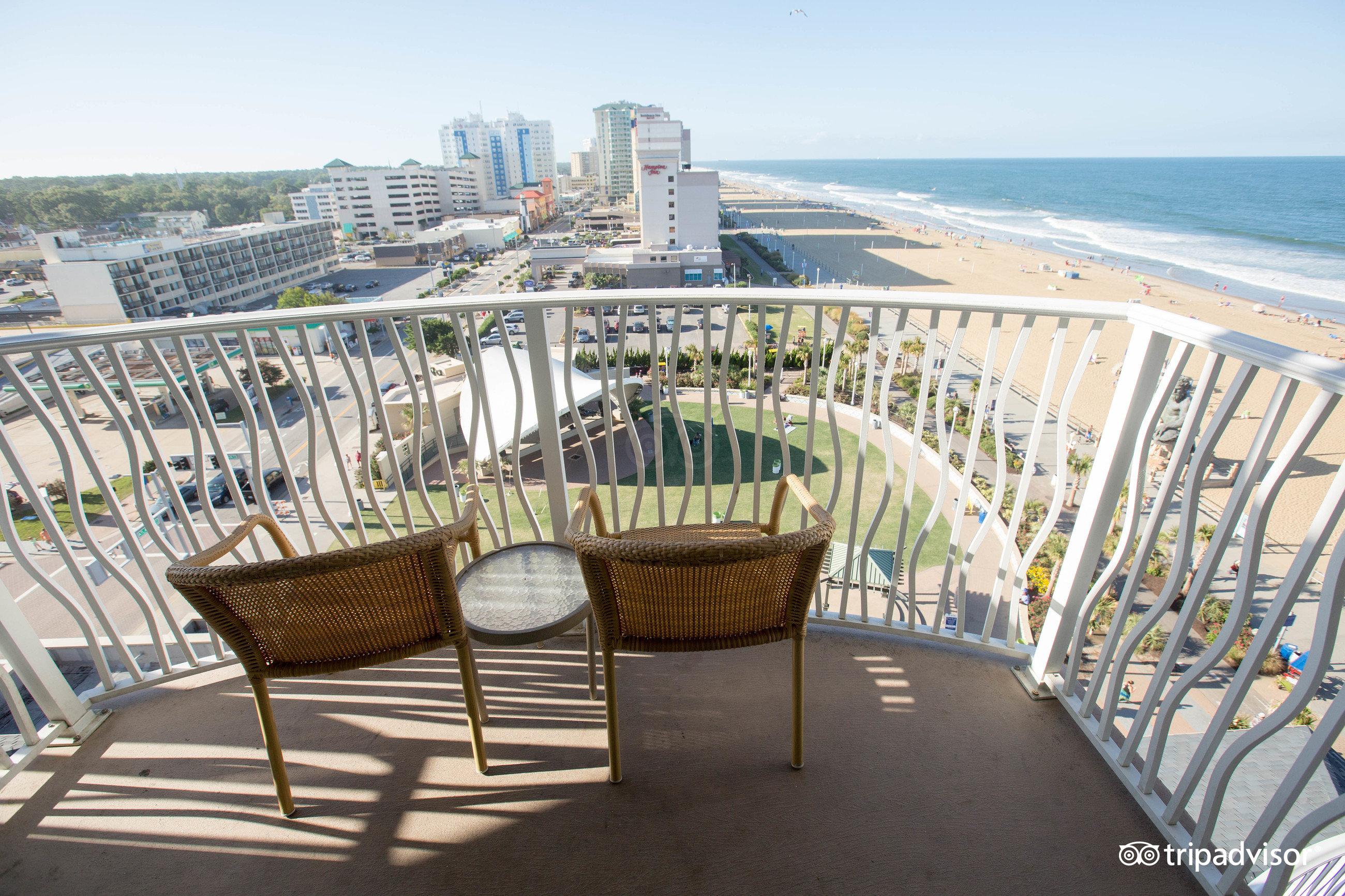 hilton virginia beach oceanfront va 2017 hotel review family