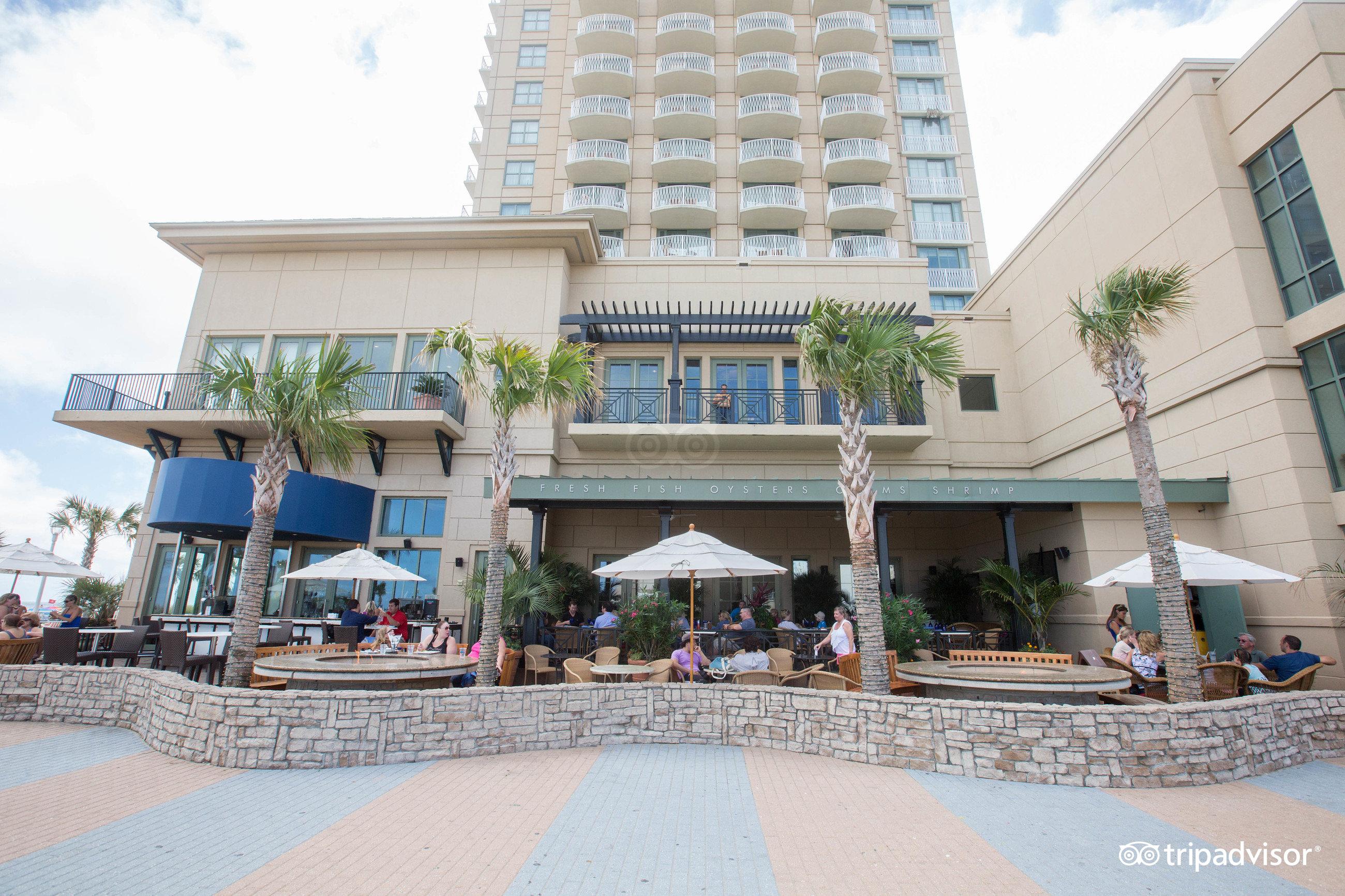 Hilton Virginia Beach Oceanfront VA Hotel Review Family