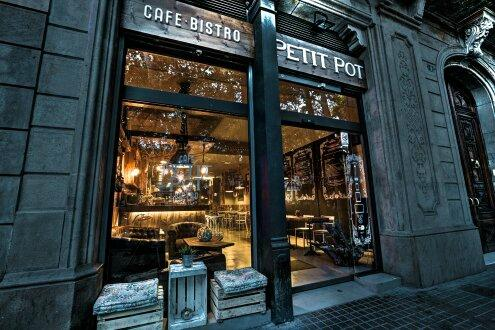 Petit Pot Cafe Bistro
