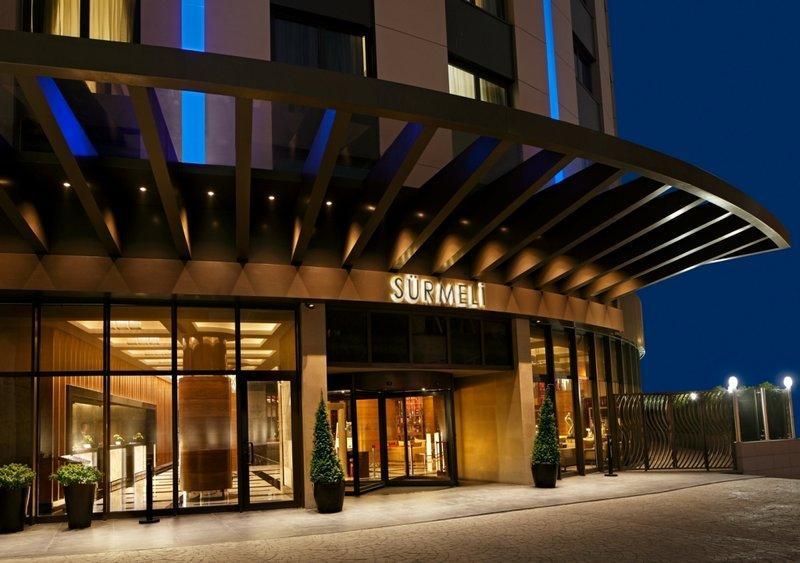 伊斯坦布爾敘爾梅利酒店