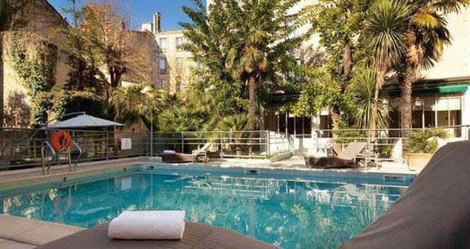 Hotel Oceania Le Métropole