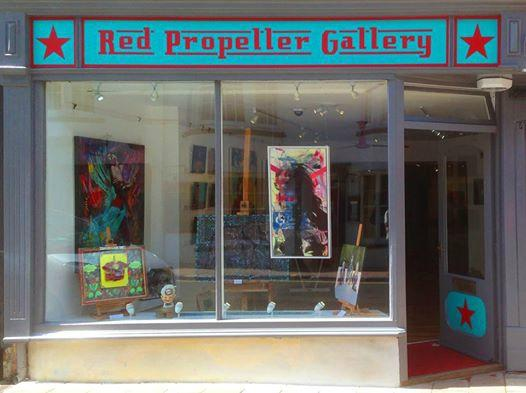 RED PROPELLER GALLERY