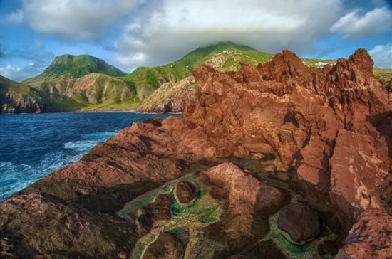 Saba National Marine Park