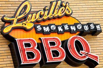 Lucille's Smokehouse BBQ, Temecula, California