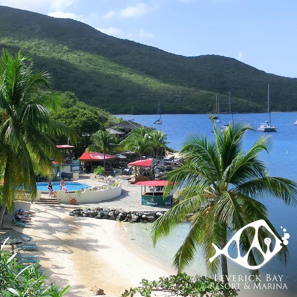 leverick bay resort (virgin gorda) 2017 review - family vacation