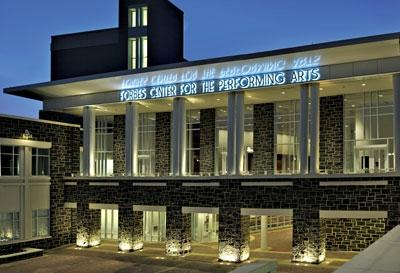 The Forbes Center for the Performing Arts