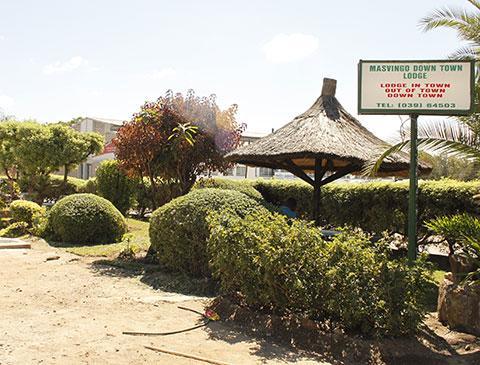 Masvingo Downtown Lodge