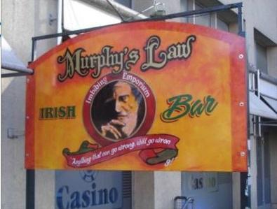 Murphy's Law Ulm