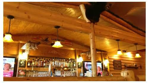 The Log Cabin Bar and Grill