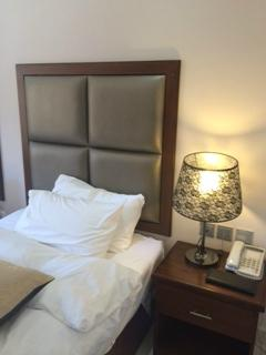 Room 403 - very comfy mattress and pillow
