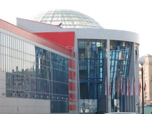 ‪Omsk Expo Cultural and Exhibition Center‬