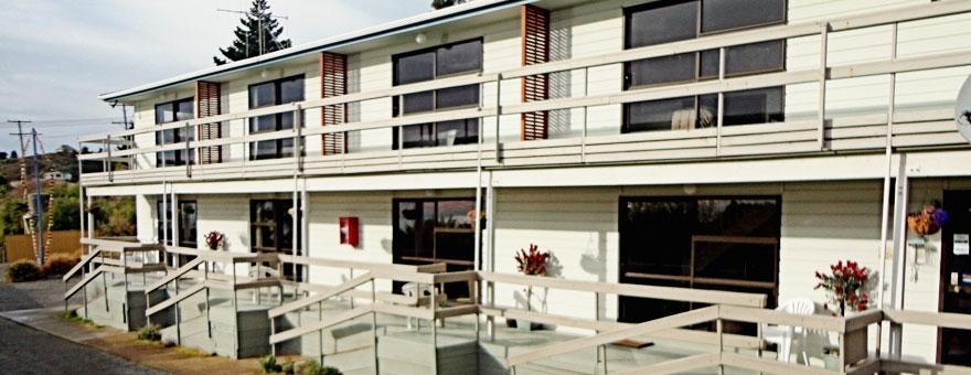 Moeraki Beach Motels