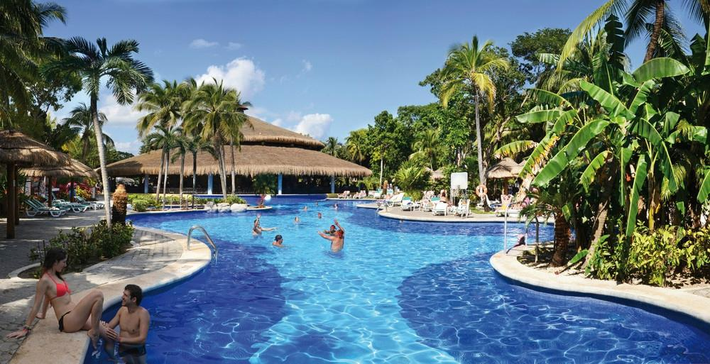 From the resort picture of clubhotel riu tequila playa del carmen - Clubhotel Riu Tequila Desde 500 000 Playa Del Carmen