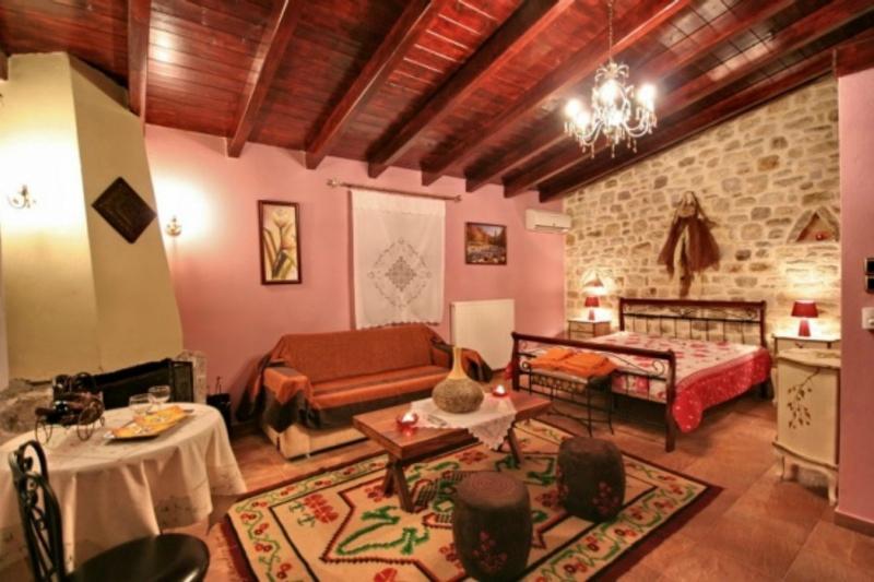 Arhontiko Kordopati Traditional Guesthouse