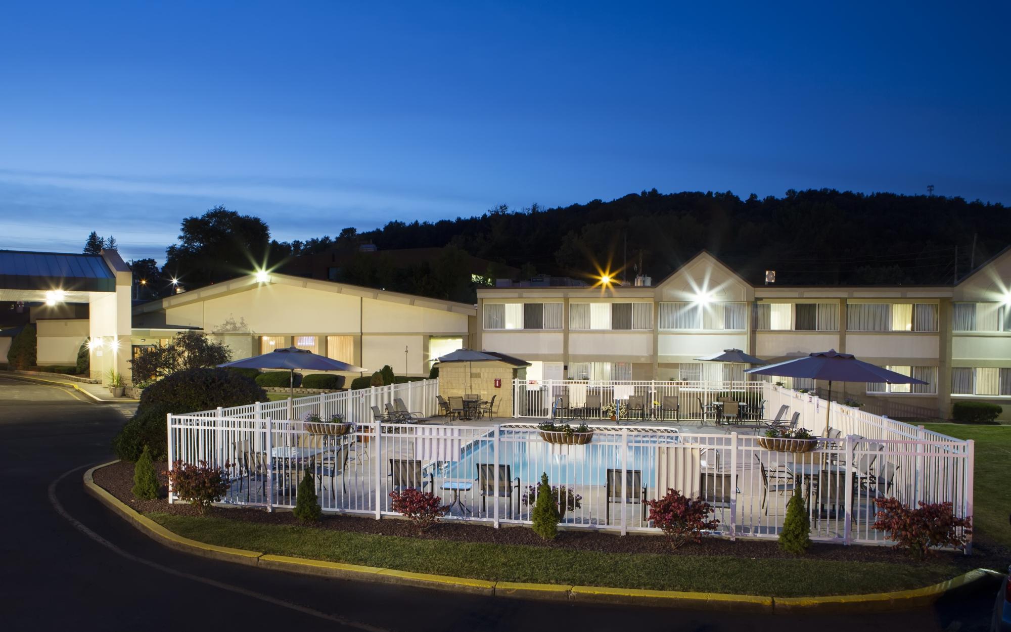 Quality Inn & Suites at Binghamton University