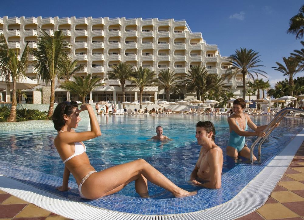 отель gran palace испания