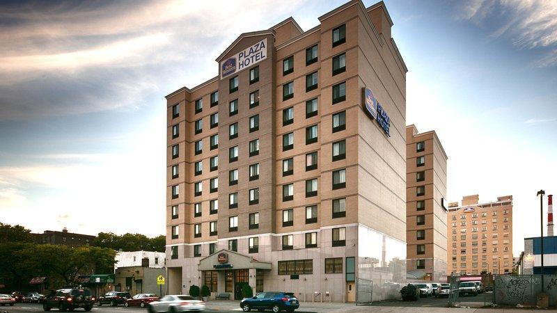 베스트 웨스턴 플라자 호텔 뉴욕 시티