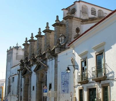 Convent of Santa Clara (Evora)
