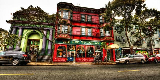 Red Victorian LLC