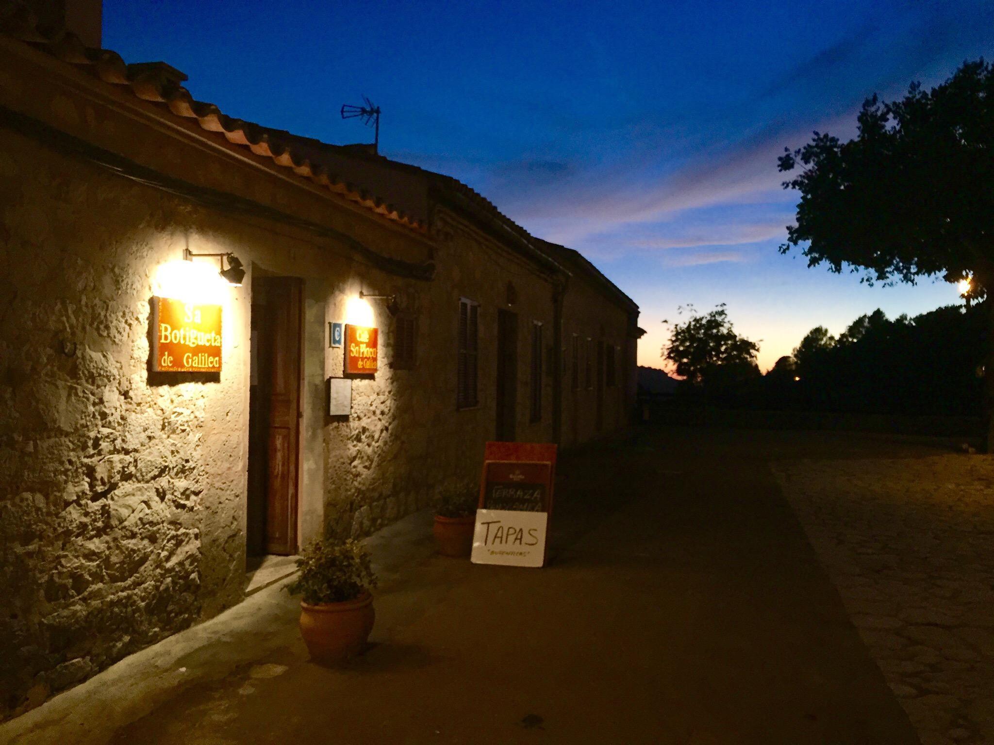 Cafe Sa Placa de Galilea