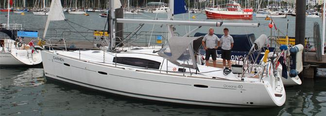 Yacht Charter Devon