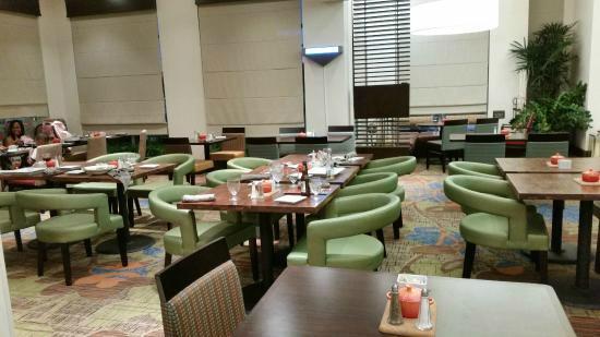 Hilton Garden Grill and Bar