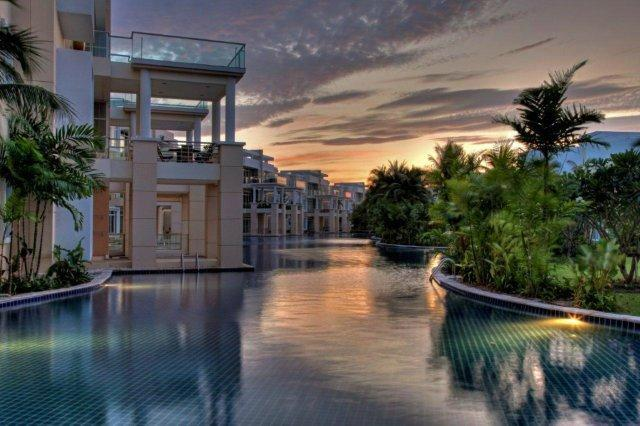 hua hin blue lagoon 2 bedrooms suites saliva the first