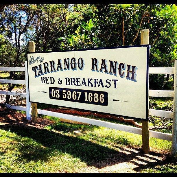 Tarrango Ranch Bed and Breakfast